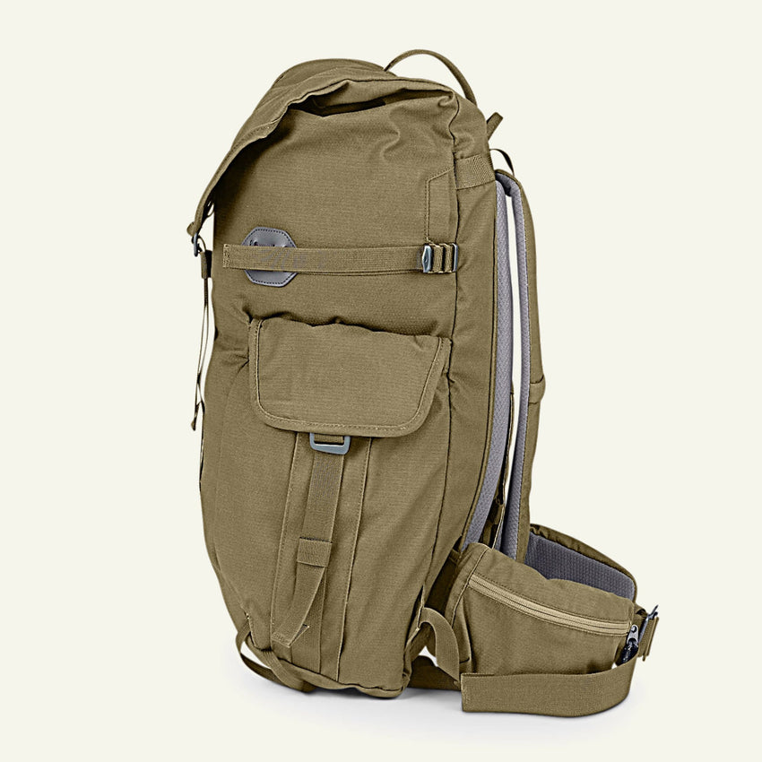 The Mavericks | Fraser | The Rucksack 32L (Moss) available from Millican