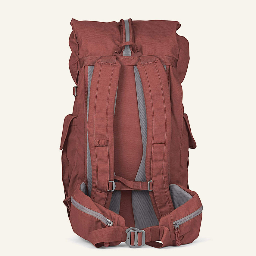 The Mavericks | Fraser | The Rucksack 32L (Rust) available from Millican