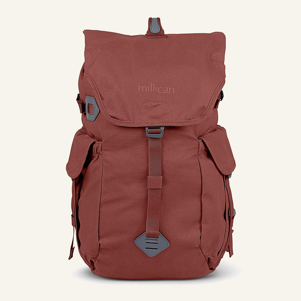 The Mavericks | Fraser | The Rucksack 32L (Rust)