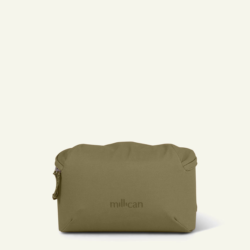 The Mavericks | The Camera Insert & Waist Bag 5L (Moss)