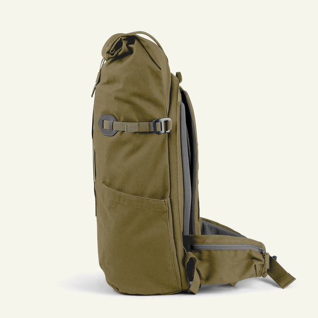 Travel Bundle | Marsden the Camera Pack (Moss) available from Millican