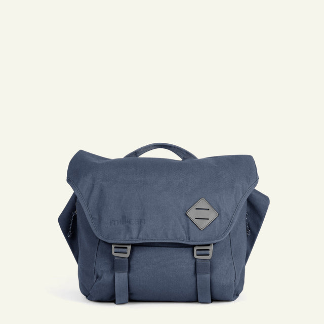The Mavericks | Nick | The Messenger Bag 13L (Slate) available from Millican