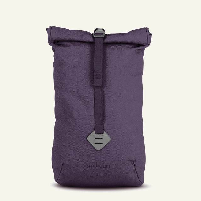 The Mavericks | Smith | The Roll Pack 15L (Heather) available from Millican