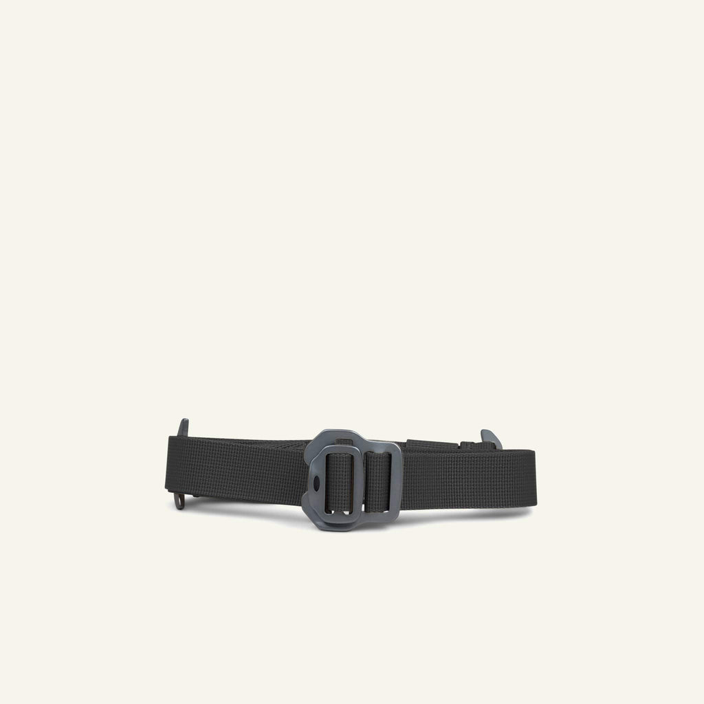 The Mavericks | Waist Strap (Graphite Grey) available from Millican