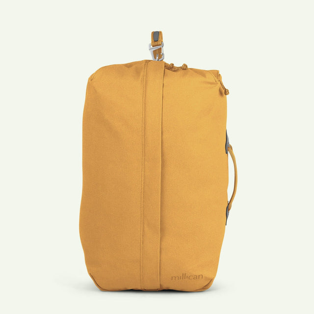 The Mavericks | Miles | The Duffle Bag 28L (Gorse) available from Millican