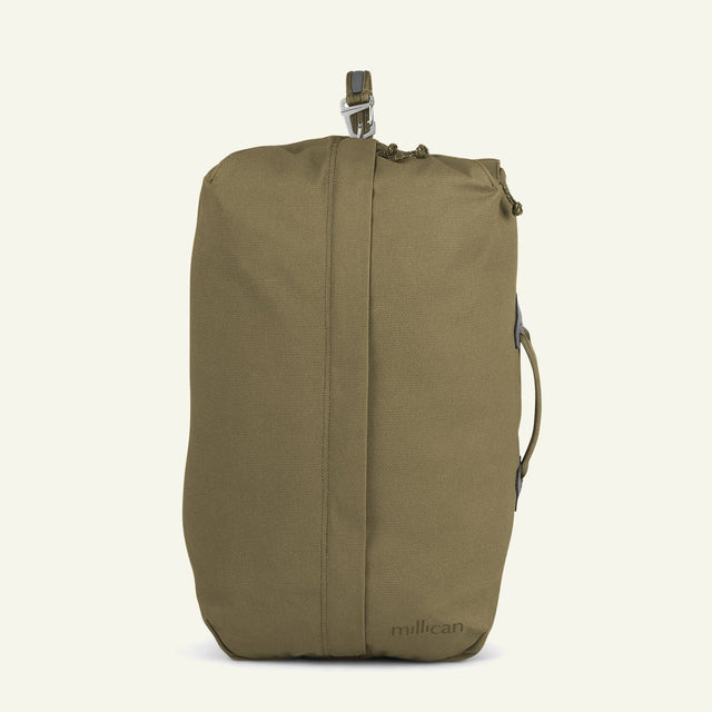 The Mavericks | Miles | The Duffle Bag 28L (Moss) available from Millican