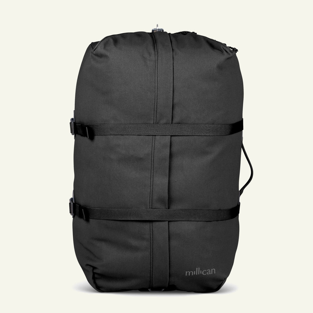 The Mavericks | Miles | The Duffle Bag 60L (Graphite Grey) available from Millican