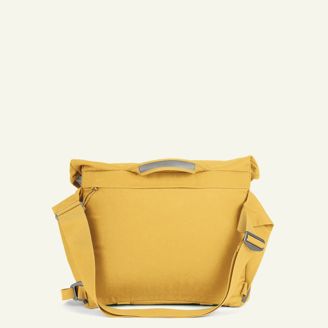 The Mavericks | Nick | The Messenger Bag 13L (Gorse) available from Millican