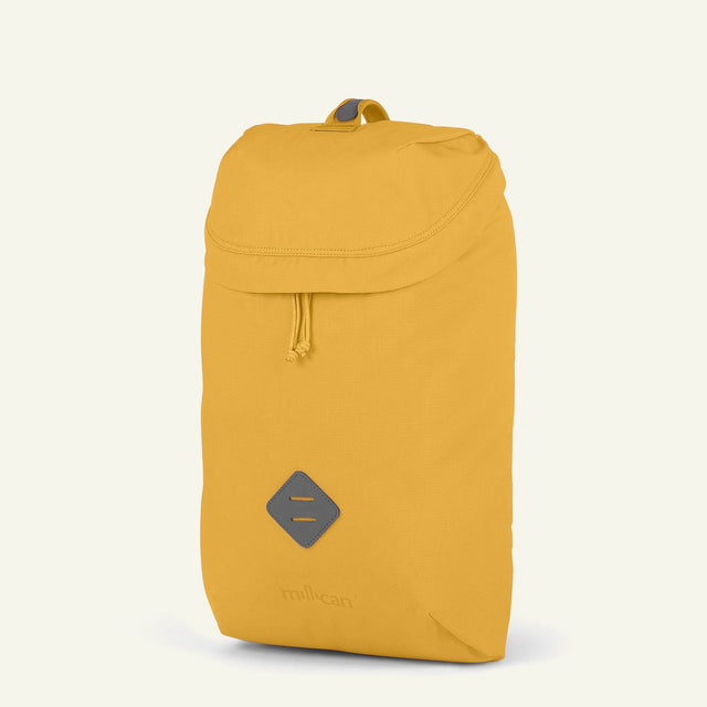 The Mavericks | Oli | The Zip Pack 15L (Gorse) available from Millican