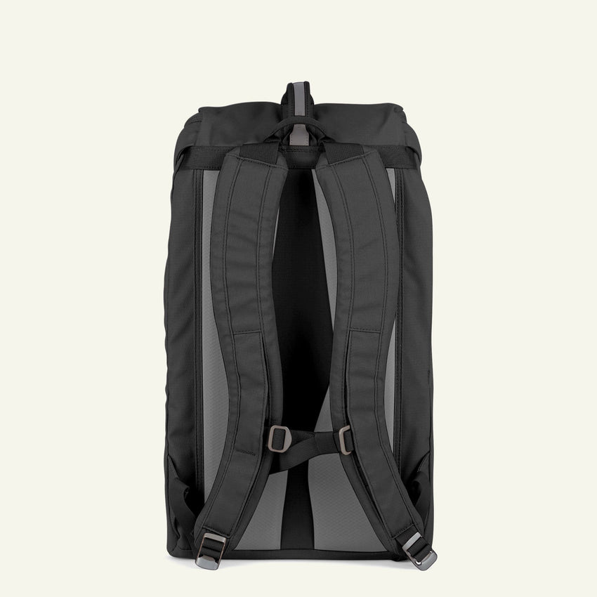 The Mavericks | Oli | The Zip Pack 15L (Graphite Grey) available from Millican