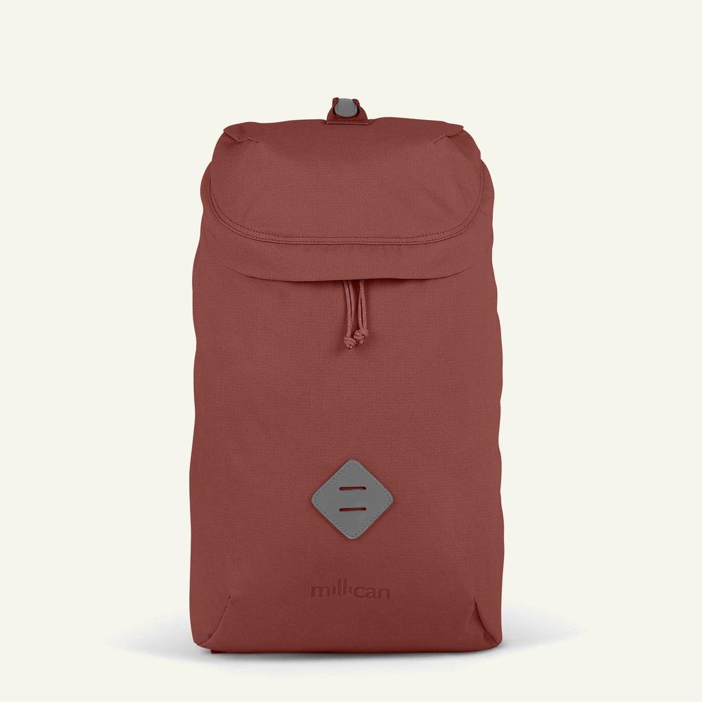 The Mavericks | Oli | The Zip Pack 15L (Rust) available from Millican