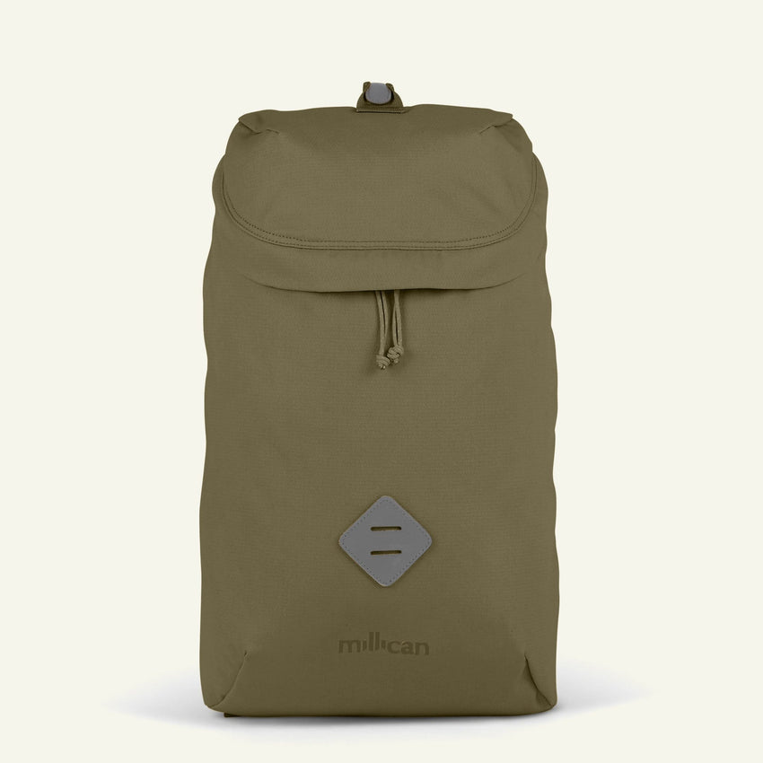 The Mavericks | Oli | The Zip Pack 18L (Moss)