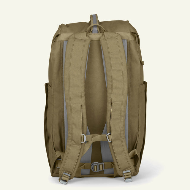 The Mavericks | Oli | The Zip Pack 25L (Moss) available from Millican