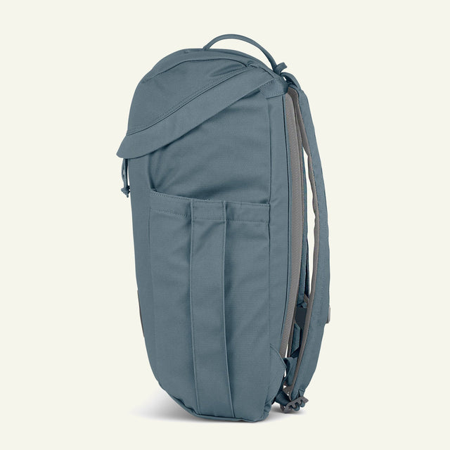 The Mavericks | Oli | The Zip Pack 25L (Tarn) available from Millican