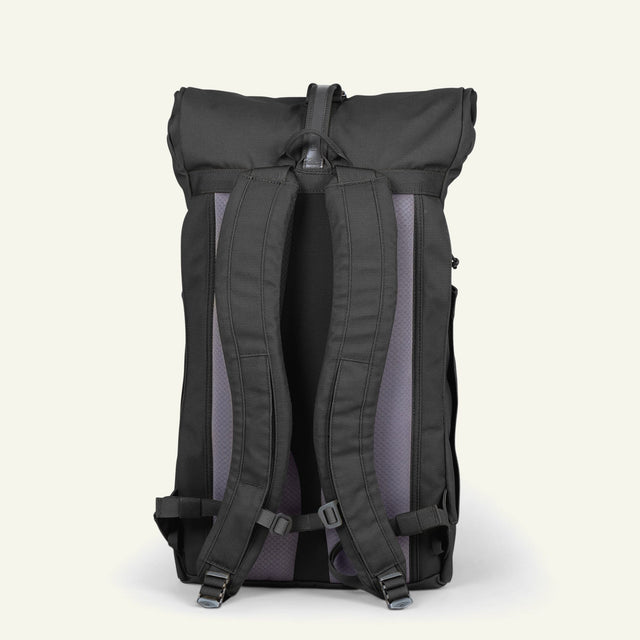 The Mavericks | Smith | The Roll Pack 15L - With Pockets (Graphite Grey) available from Millican