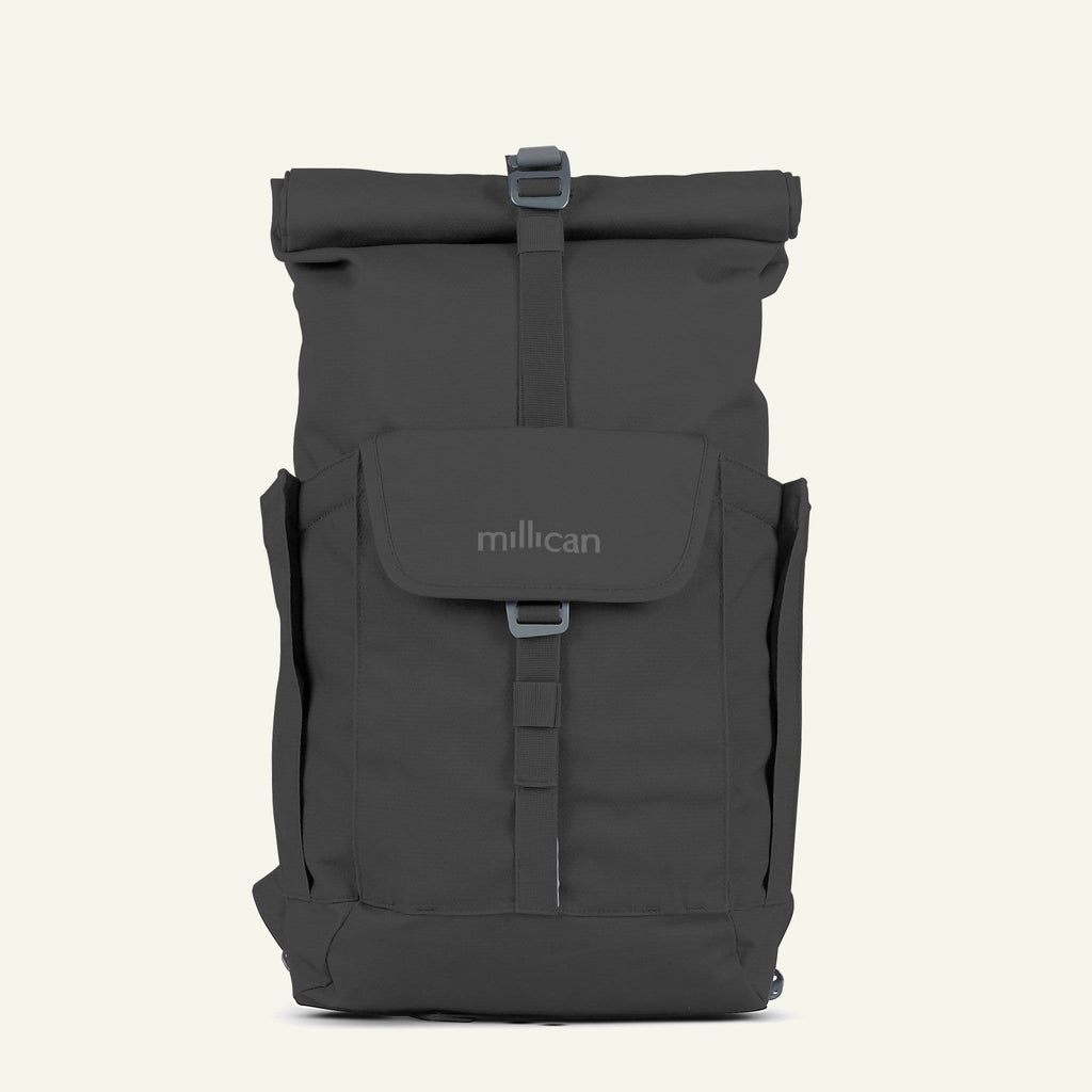 The Mavericks | Smith | The Roll Pack 15L - With Pockets (Graphite Grey)