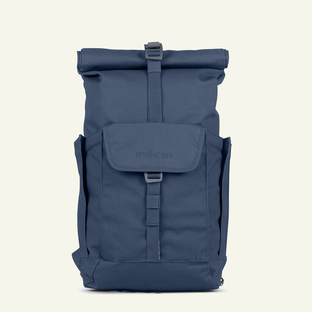 The Mavericks | Smith | The Roll Pack 15L - With Pockets (Slate)