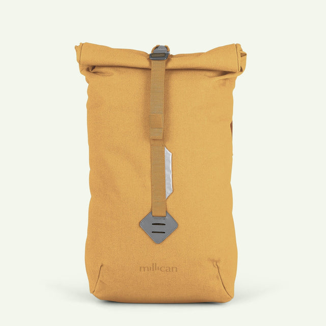 The Mavericks | Smith | The Roll Pack 15L (Gorse) available from Millican