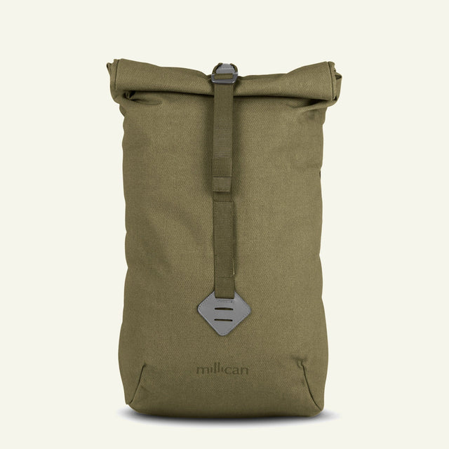 The Mavericks | Smith | The Roll Pack 15L (Moss) available from Millican