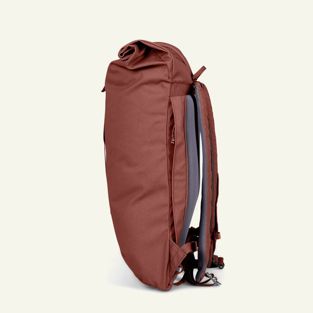 The Mavericks | Smith | The Roll Pack 15L (Rust) available from Millican