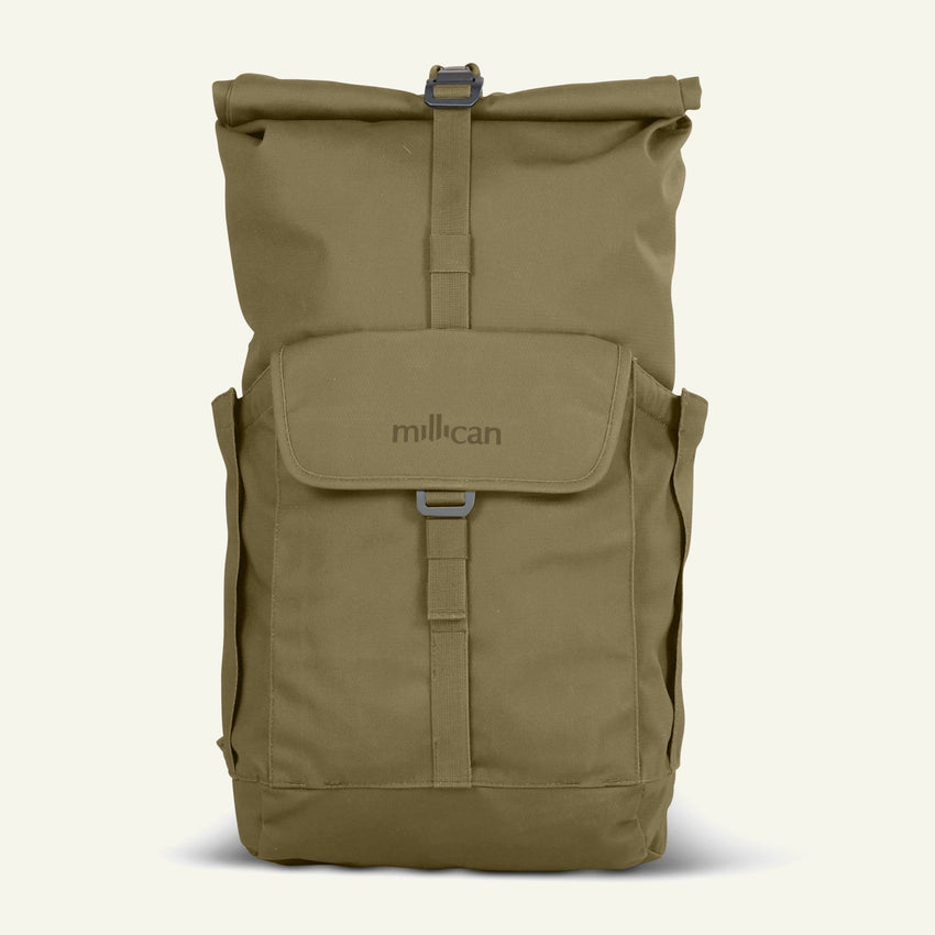 Bundles - Save 20% | Everyday Adventurer (Smith the Roll Pack 25L - Moss) available from Millican