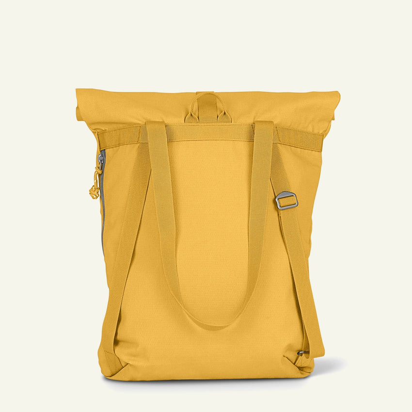 The Mavericks | Tinsley | The Tote Pack 14L (Gorse) available from Millican