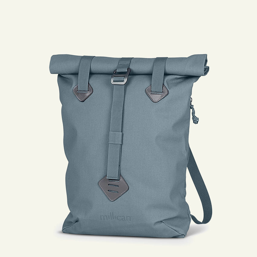 The Mavericks | Tinsley | The Tote Pack 14L (Tarn) available from Millican