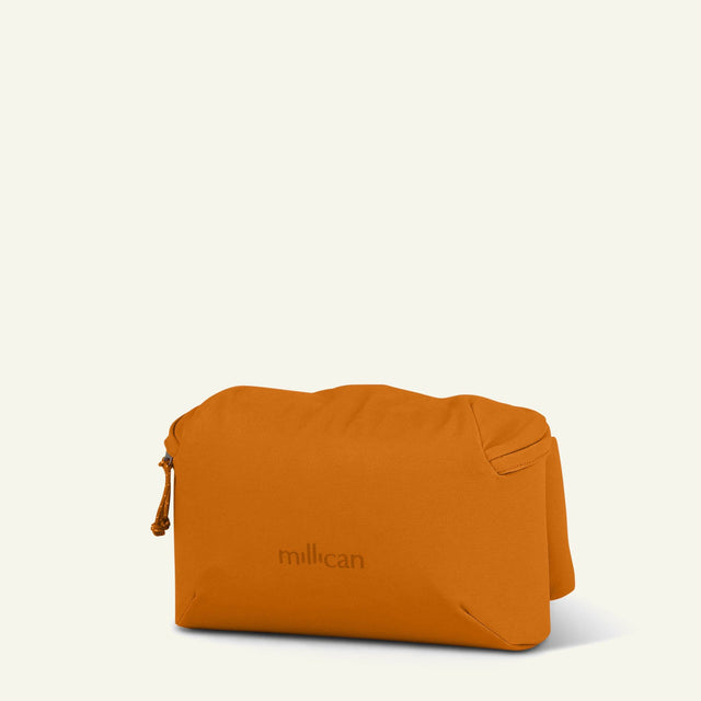 The Mavericks | The Camera Insert & Waist Bag 5L (Ember) available from Millican