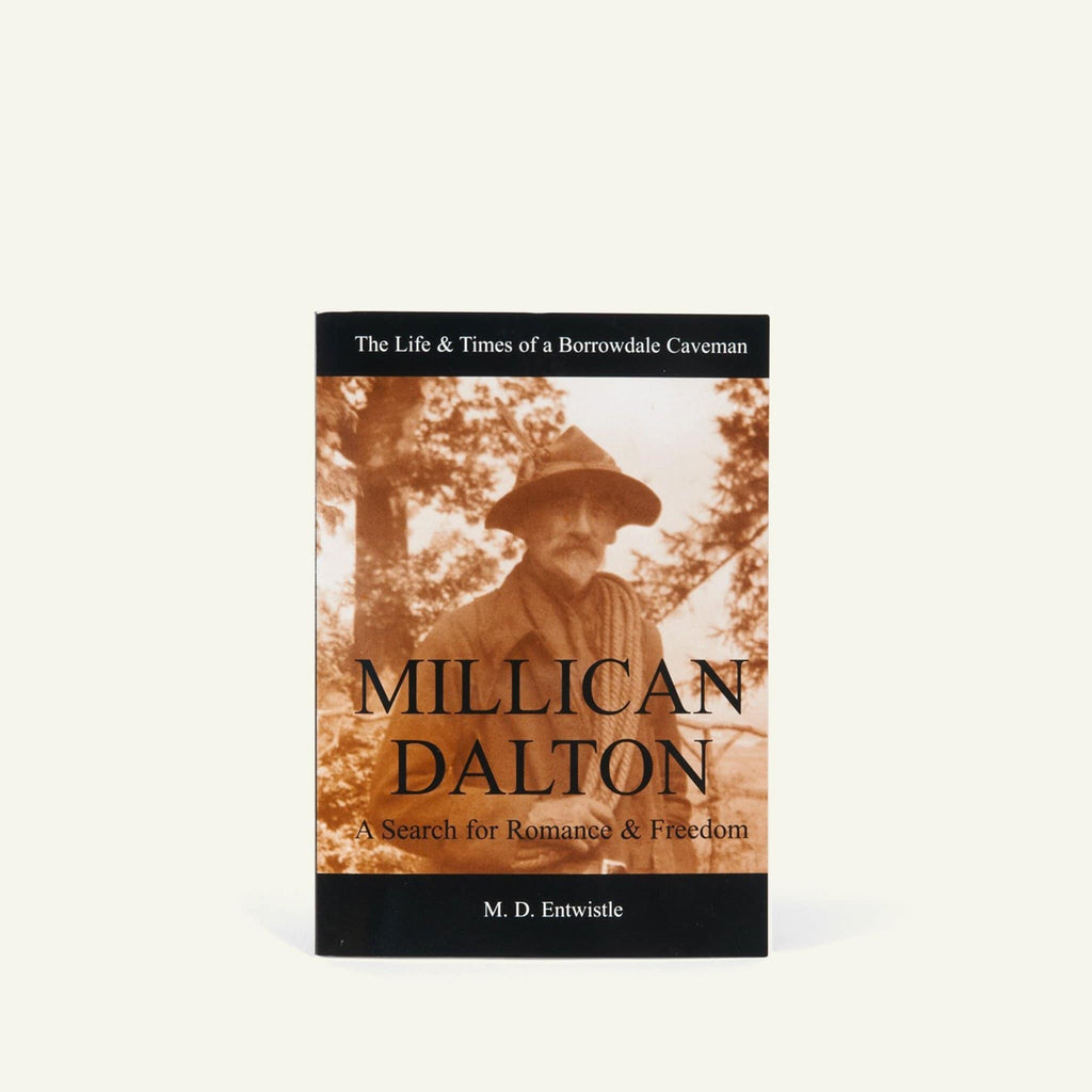 Matthew Entwistle | Millican Dalton Biography | Mountainmere Research available from Millican