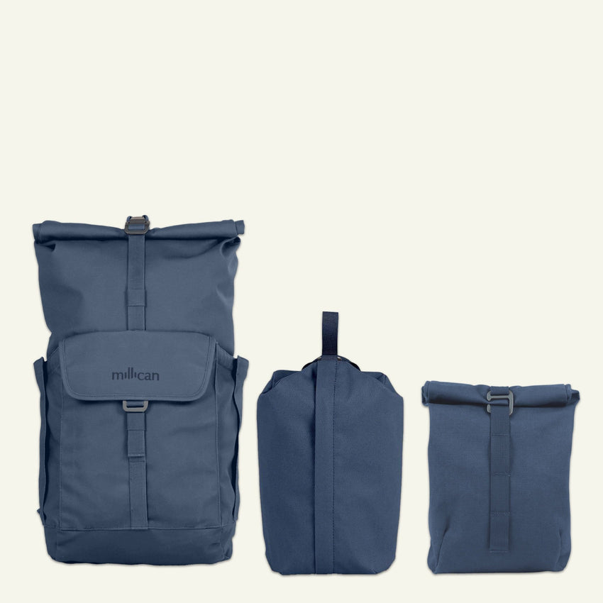 Everyday Adventurer | Smith the Roll Pack 25L (Slate)