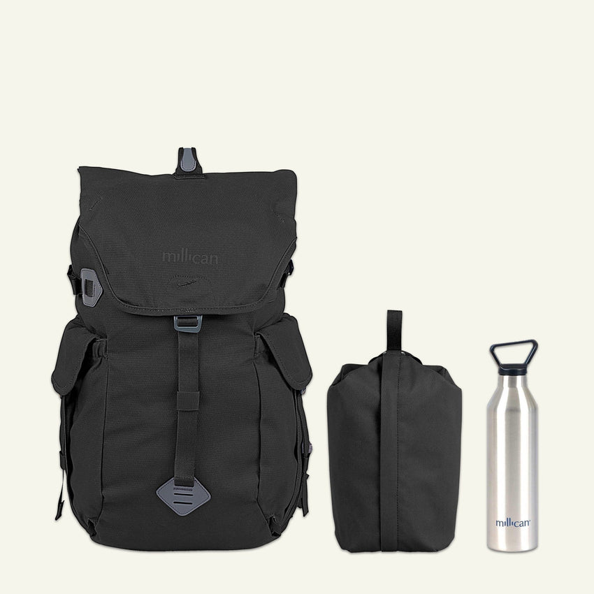 Lakeland Hiker | Fraser the Rucksack 32L (Graphite Grey)