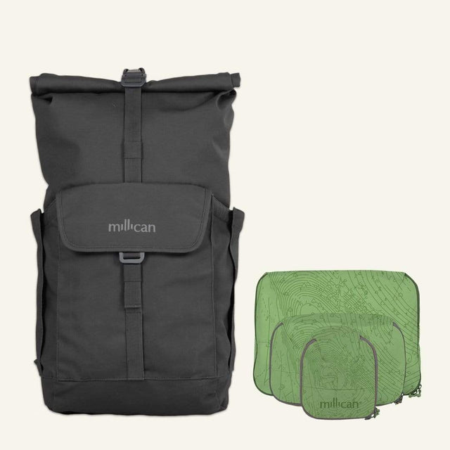 Limited Edition Bundle | Smith the Roll Pack 25L available from Millican