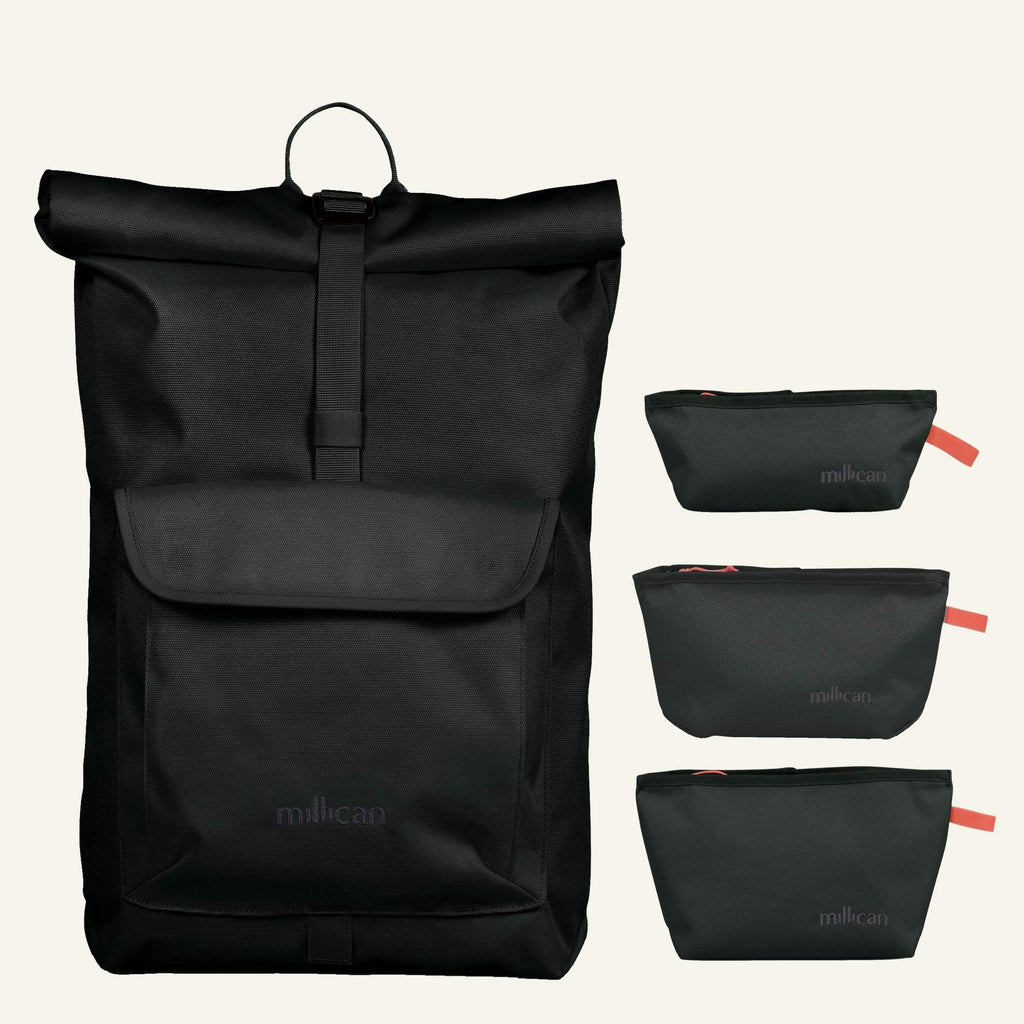 Urban Explorer | Core the Roll Pack 20L (Night) available from Millican