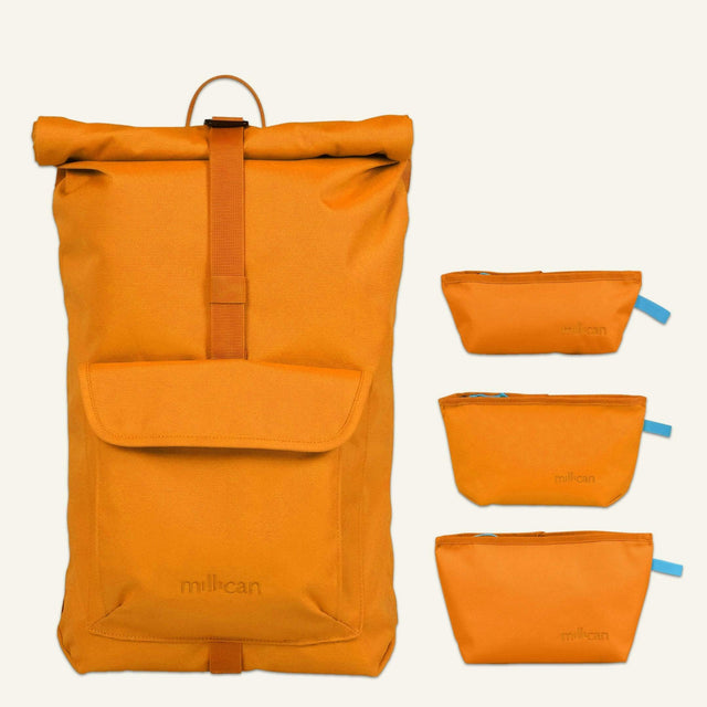 Urban Explorer | Core the Roll Pack 15L (Sunset) available from Millican