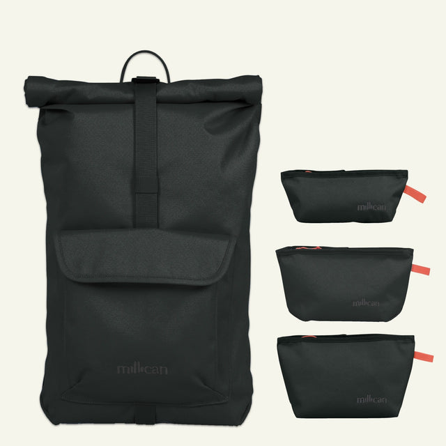 Urban Explorer | Core the Roll Pack 15L (Night) available from Millican