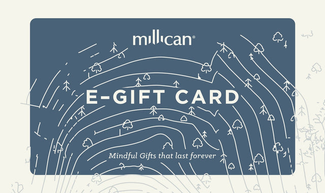 Millican | Gift Card | £25 - £250 available from Millican