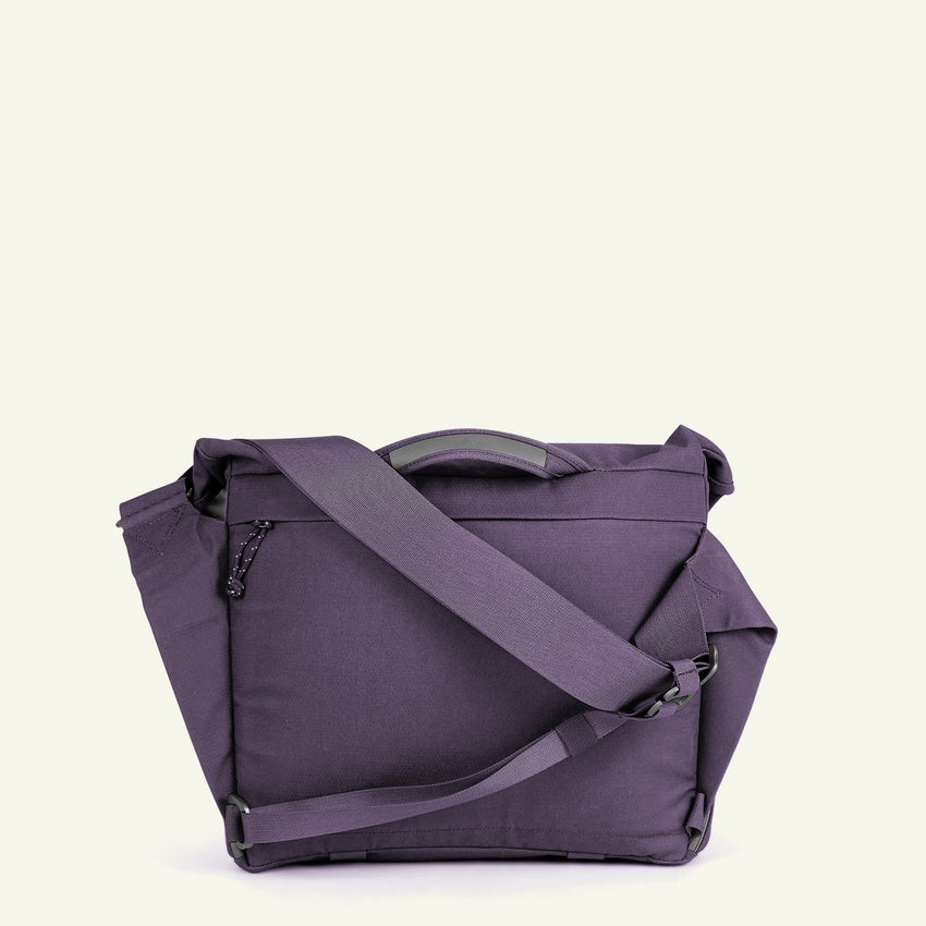 The Mavericks | Nick | The Messenger Bag 13L (Heather) available from Millican