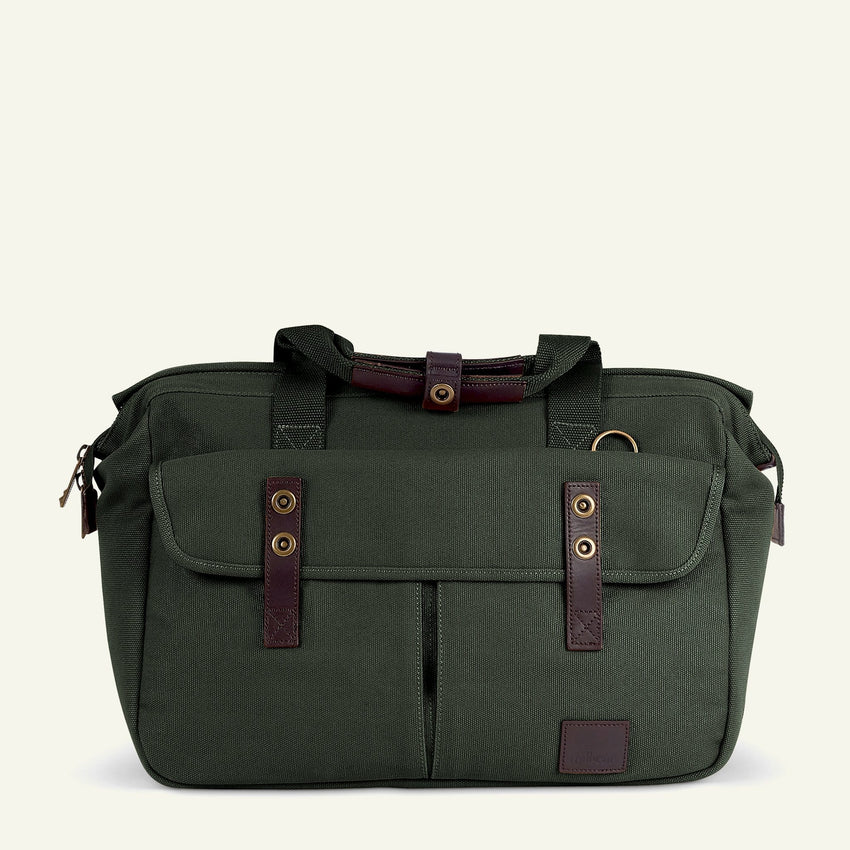 The Originals | Martin | The Briefcase 20L (Slate Green)
