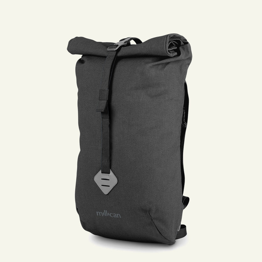 The Mavericks | Smith | The Roll Pack 15L (Graphite Grey) available from Millican
