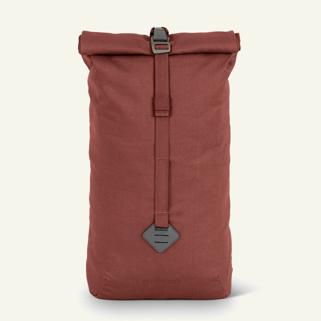 The Mavericks | Smith | The Roll Pack 18L (Rust) available from Millican