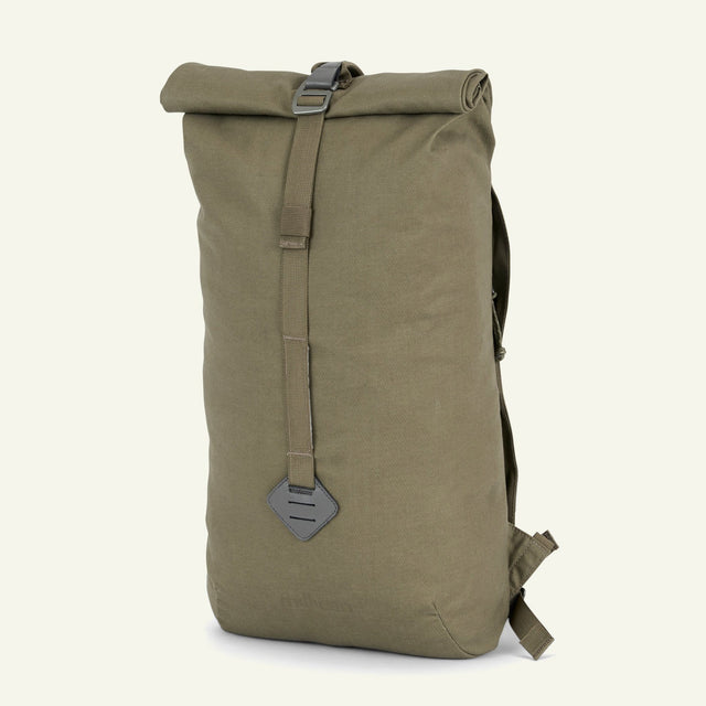 The Mavericks | Smith | The Roll Pack 18L (Moss) available from Millican