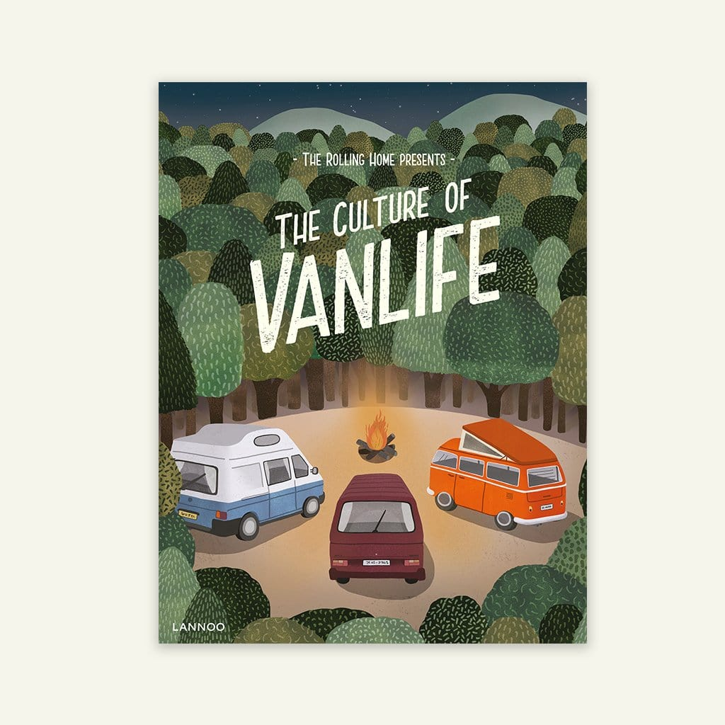 The Rolling Home | The Culture of Vanlife | Lannoo