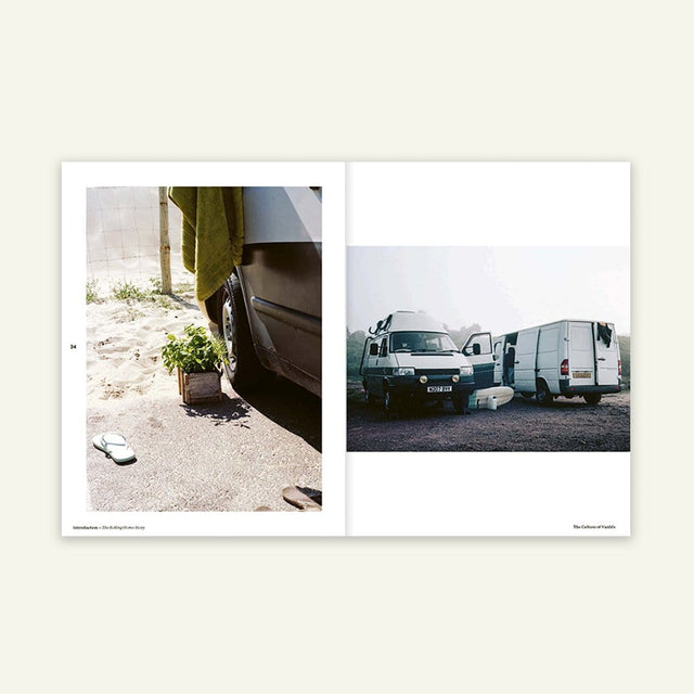 The Rolling Home | The Culture of Vanlife | Lannoo available from Millican