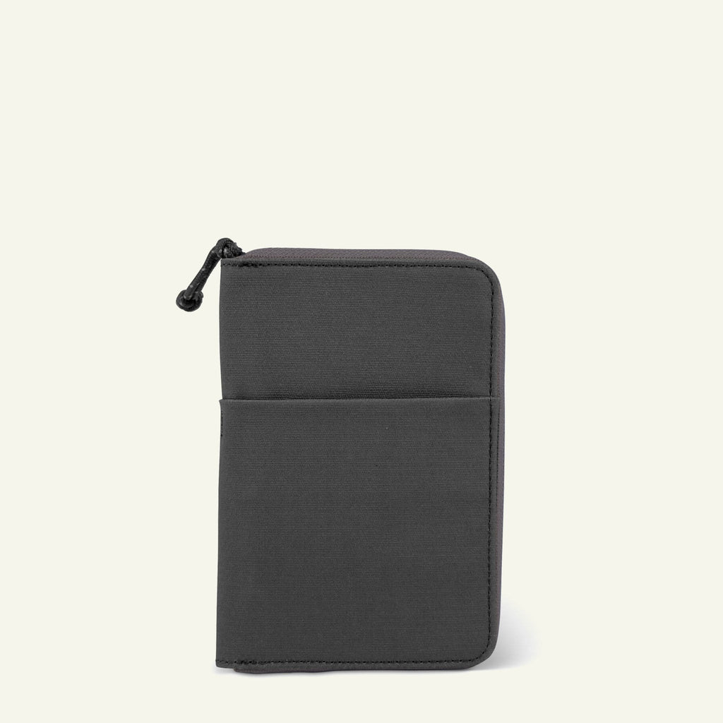 The Mavericks | Powell | The Travel Wallet (Graphite Grey)