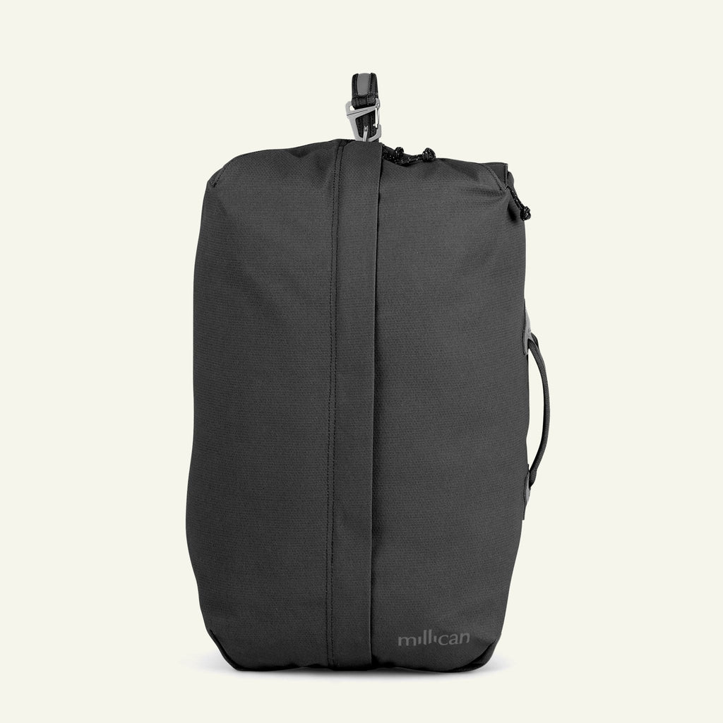 The Mavericks | Miles | The Duffle Bag 28L (Graphite Grey) available from Millican