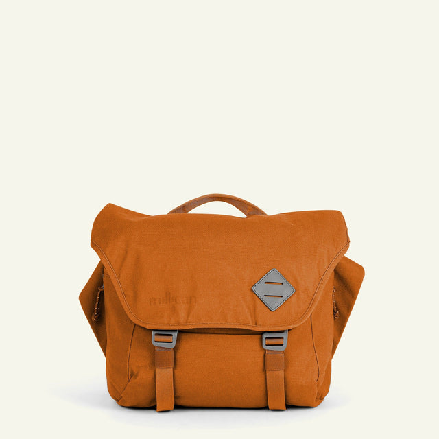 The Mavericks | Nick | The Messenger Bag 13L (Ember) available from Millican