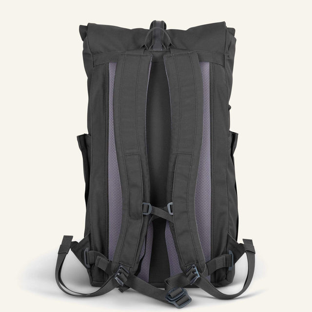 The Mavericks | Smith | The Roll Pack 25L (Graphite Grey) available from Millican