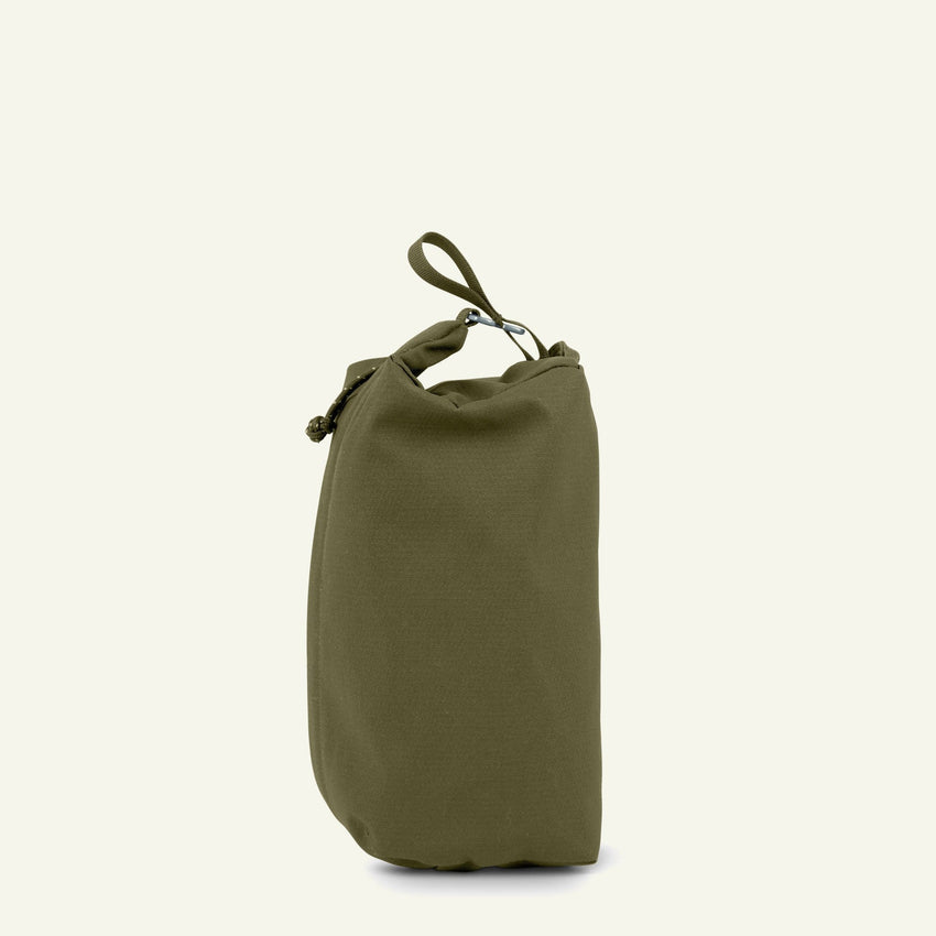 The Mavericks | Miles | The Wash Bag 4L (Moss) available from Millican
