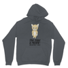 Adopt Don't Shop - Hooded Sweatshirt Adopt Don't Shop - Hooded Sweatshirt Hooded Sweatshirt XS / Charcoal