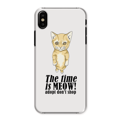 Adopt Don't Shop - Phone Case Adopt Don't Shop - Phone Case Phone Cases iPhone X / Snap Case / Gloss